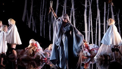 Remembering Karen O's Psycho Opera, 'Stop the Virgens'