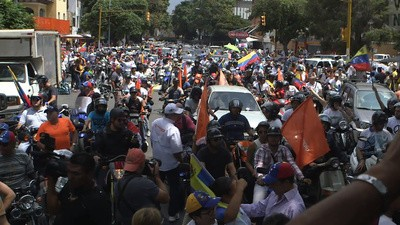 Venezuela Rising: Dispatch Three