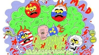 Abbiamo chiesto a un esperto di tecniche militari come invadere e conquistare la Russia