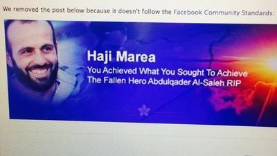 Zensiert Facebook die syrische Opposition?