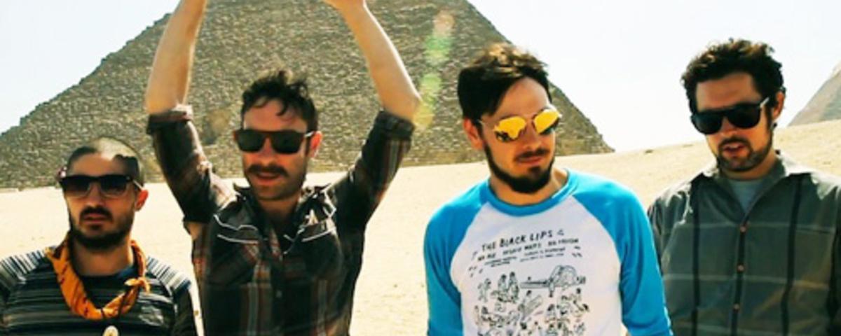 Black Lips de gira en Oriente Medio