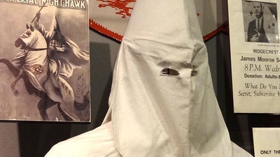 The KKK Embraces Diversity in Harrison, Arkansas