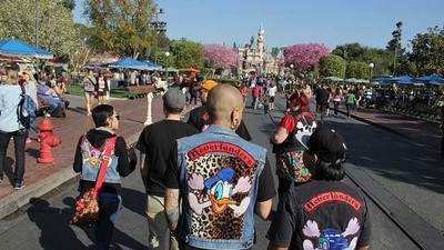 The Punks of Disneyland