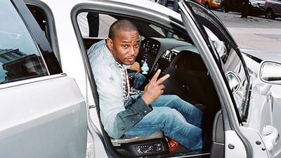 Cam'ron Is Still Harlem's Diplomat