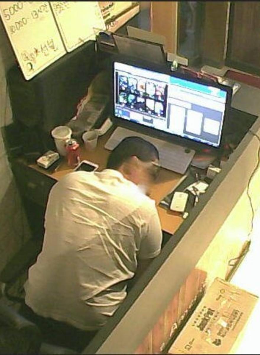 Ein Voyeur beobachtet euch womöglich gerade über eure Webcam