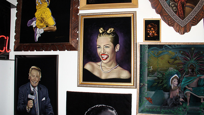 I Visited LA's Museum of Velvet Paintings