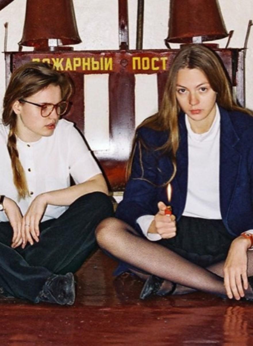 """Chicas ucranianas sueñan con """"Fuera de onda"""""""