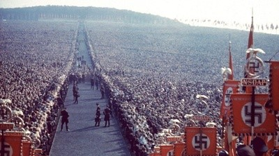 Hitler en couleurs