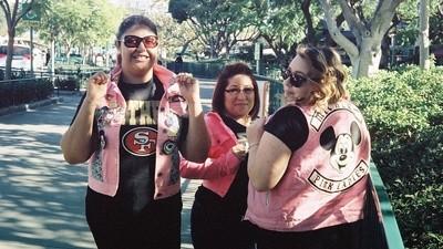 I punk di Disneyland