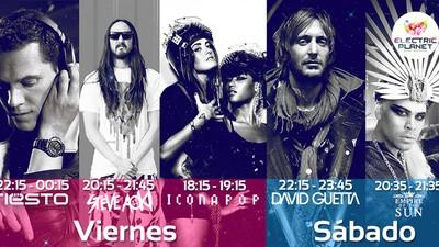 Llega Electric Planet, uno de los festivales de música electrónica más esperados en México