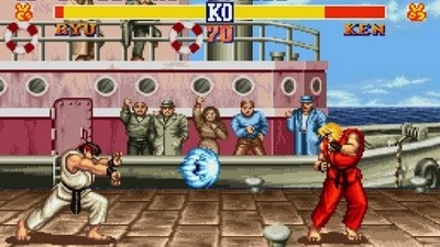 I Discovered Mixed Martial Arts Because of 'Street Fighter II'