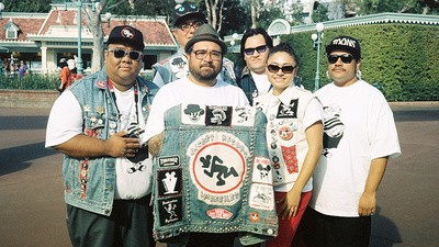 Las pandillas de Disneylandia