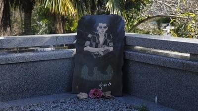Les tombes personnalisées des mafieux géorgiens