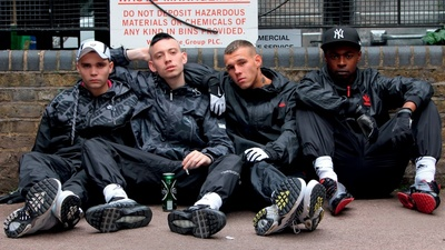 Scally Lads Are Gay Brits Who Like to Smell Stinky Socks and Have Sex in Tracksuits
