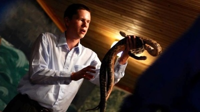 Why Young Pentecostals Are Worshipping Jesus with Snakes