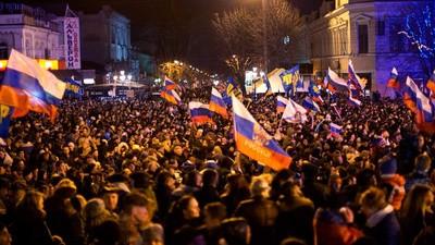 El día que Crimea despertó en Rusia