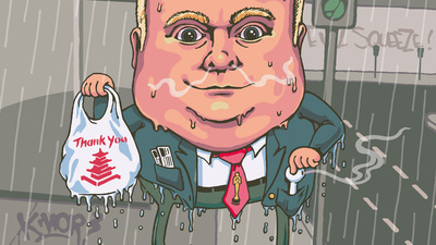 I Met Rob Ford... and Wanted to Make Sweet Love to Him
