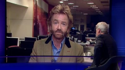 Noel Edmonds Actually Wants to Buy the BBC