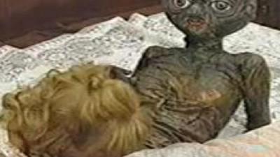 La versión porno de de E.T.
