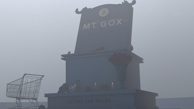 Mt. Gox, the Fallen Bitcoin Exchange, Now Has a Digital Gravesite