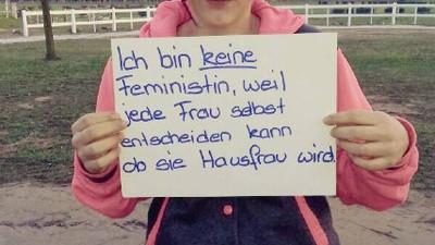 """Die """"Junge AfD"""" will, dass Frauen einfach die Klappe halten"""
