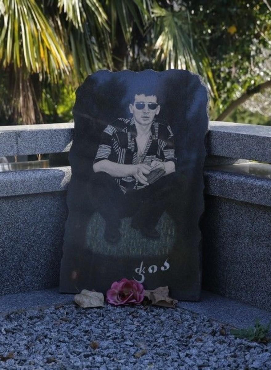 Las ostentosas tumbas de los mafiosos de Georgia