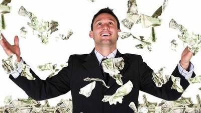 OOOOH SHIT JONGENS! Volgens dit mailtje krijg ik volgende week 45 miljoen dollar toegestuurd!