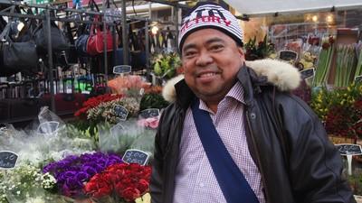 Oscar spaarde 31 jaar voor een reis naar Nederland