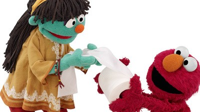Sesame Street's Newest Muppet Is Obsessed with Pooping