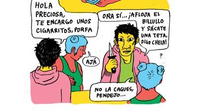 Sin Yolanda, Maricarmen