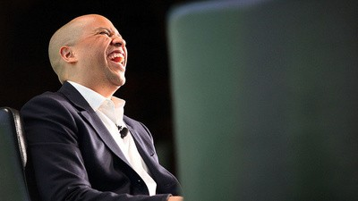 Is Twitter Superhero Cory Booker in Silicon Valley's Pocket?