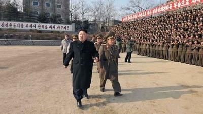 Metanfetamina, bandas moteras, francotiradores del ejército y un tío llamado Rambo en Corea del Norte