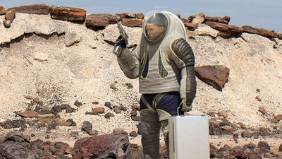 NASA Turned to the Internet to Choose the Next Space Suit Design