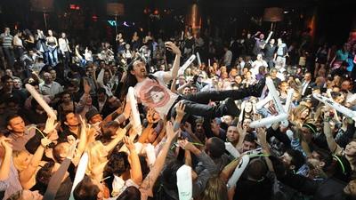 Tiësto y otros dj's que se han accidentado