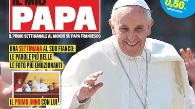 Italy's Newest Tabloid Is Devoted Entirely to the Pope