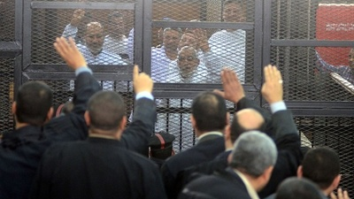Will Egypt's Mass Death Sentence Provoke More Violence?