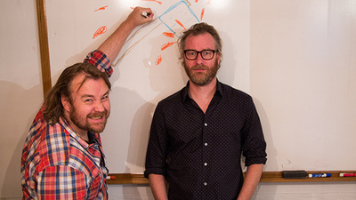 The National's Matt Berninger and His Brother Taught Me How to Be a Brother