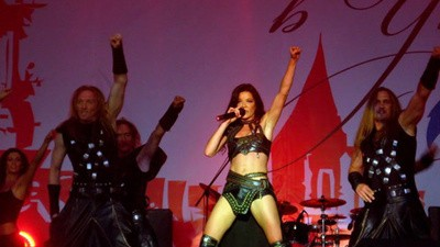 We Spoke to Political Pop Star Ruslana About Leading the Protests in Ukraine