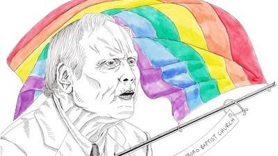 Ce nu ştiai despre Fred Phelps, cel mai mare homofob creştin din lume