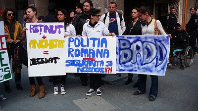 Leave Your Rights at the Door if You Visit a Romanian Police Station