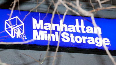 Manhattan Mini Storage Now Has an Art Gallery