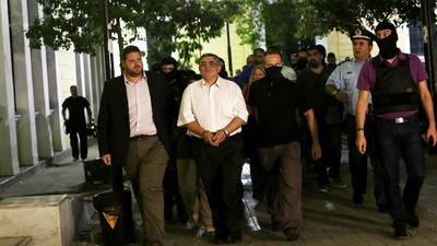 The Greek Government Might Be Better Friends with Golden Dawn Than We Thought