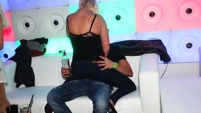 Eine Party ... in der Großraum-Assi-Disco