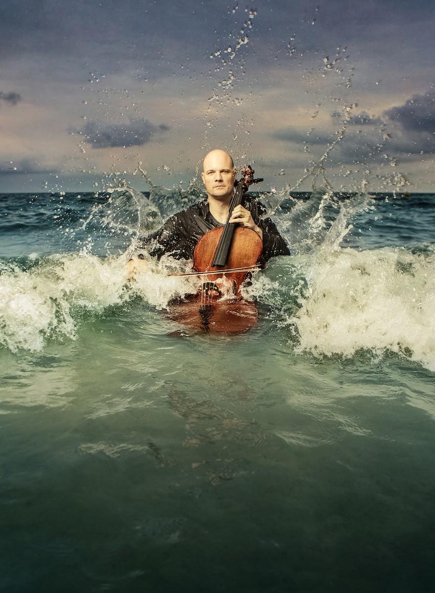 ¿Qué está pasando con las fotos de los músicos clásicos?