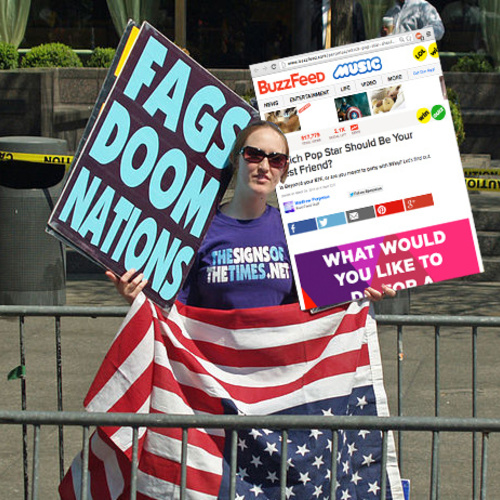 We Got The Members Of The Westboro Baptist Church To Take Buzzfeed Quizzes Vice United States