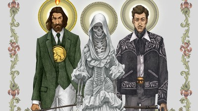 Narco-Saints Are Melding Catholicism with the Drug War in Latin America