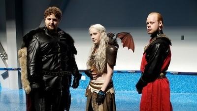 Non, je n'arrêterai pas avec « mon putain de Game of Thrones »