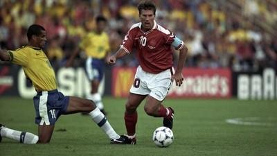 Francia '98: l'ultimissimo Laudrup