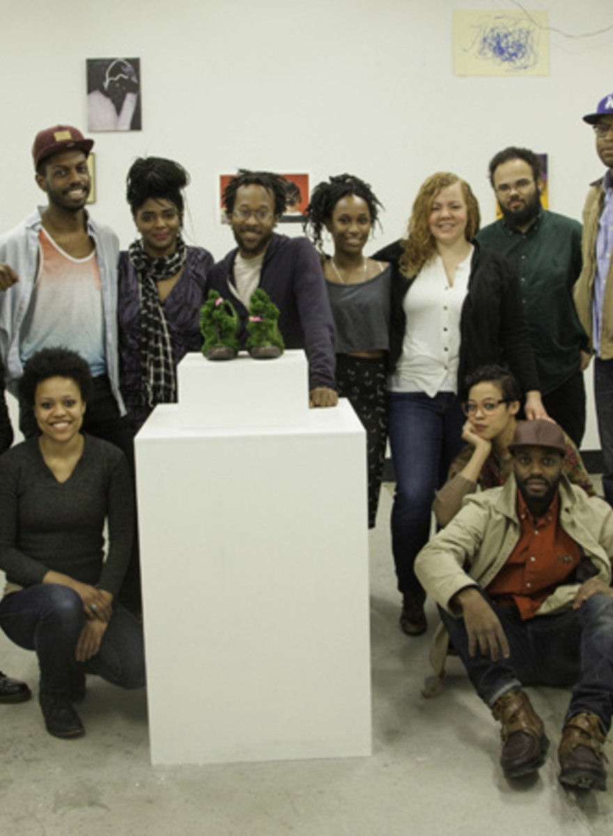 Yale University Is Having Its First All-Black Art Show