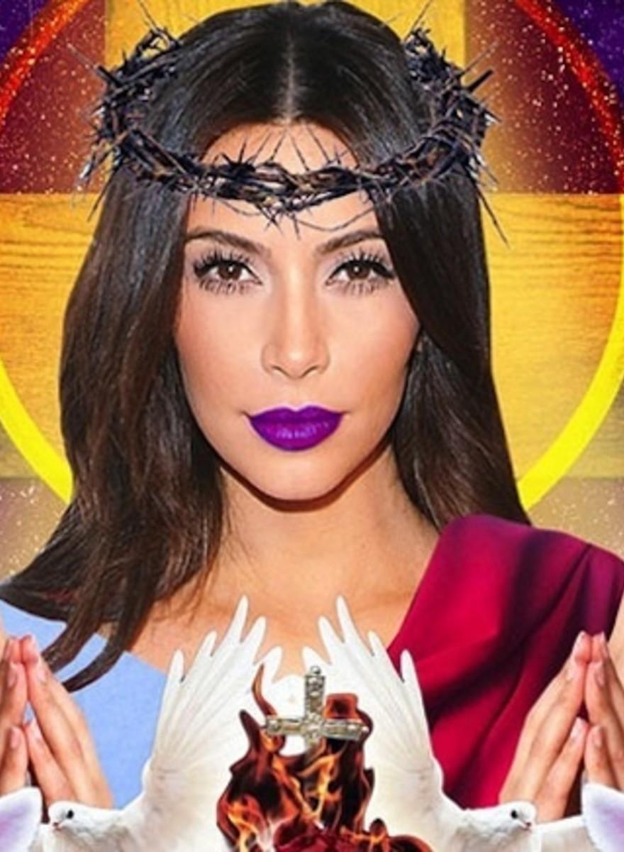 The Passion of Kim Kardashian